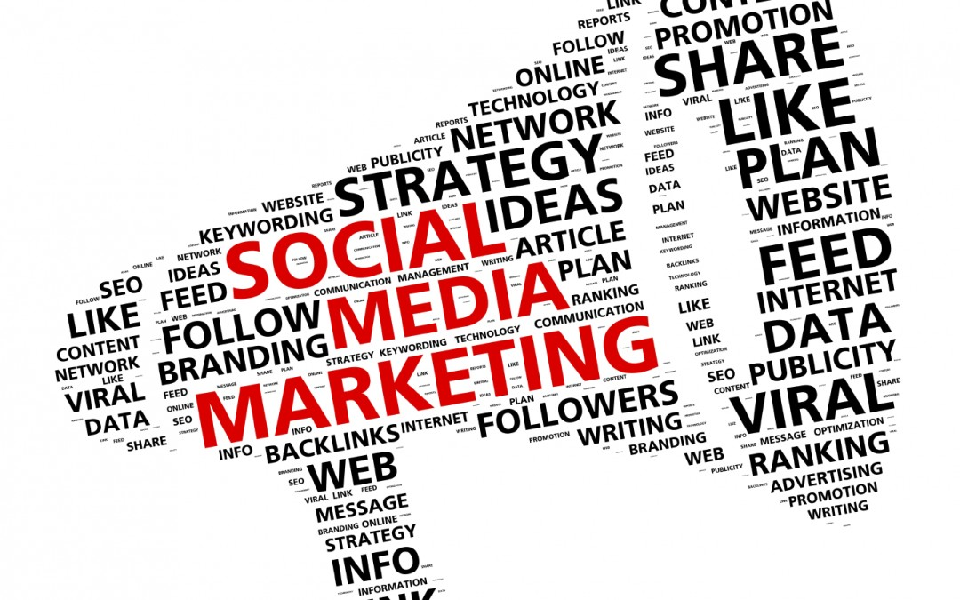 5 Big Reasons To Have A Solid Social Media Marketing Strategy